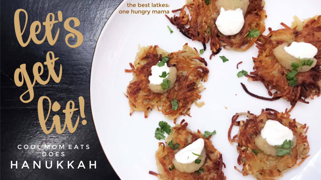 The best Hanukkah recipes on Cool Mom Eats