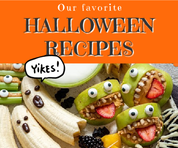 Cool Mom Eats: Halloween recipes