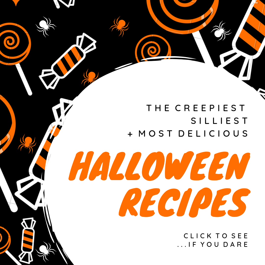 Halloween recipes and party treats on Cool Mom Eats