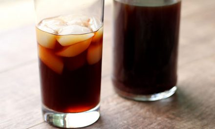 How to make cold brew coffee at home it 5 easy steps. Like, really easy.