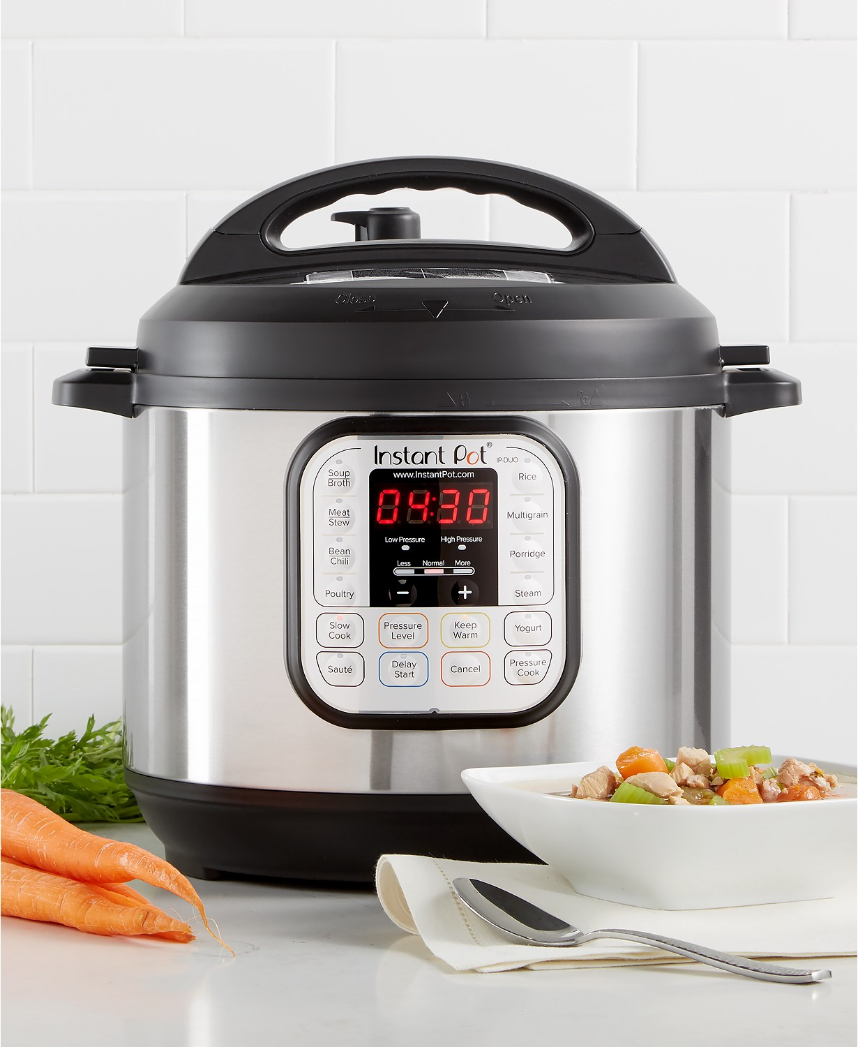 Instant Pot recipes and tricks