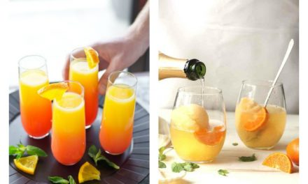 Weekend Toast: Marvelous Mimosas for a Mother's Day brunch — or any brunch at all.