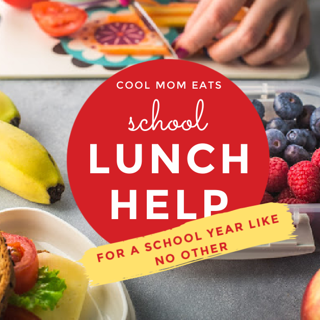 Cool Mom Eats: school lunch help 2020