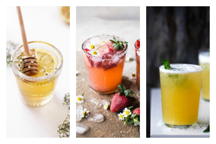 Weekend Toast: Chamomile drink recipes (with and without booze) that go way beyond tea.