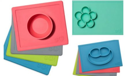 EZPZ placemats: A dinnertime game changer for lucky parents everywhere