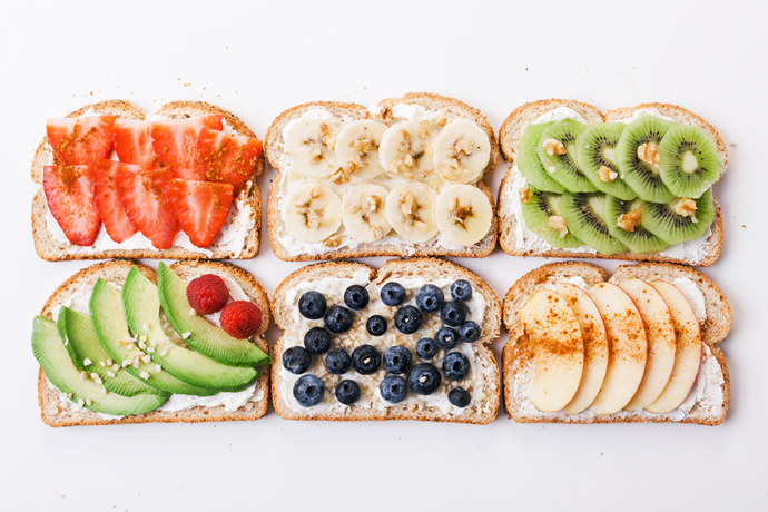 Move over avocado toast: 5 healthy ways to top your toast quickly, easily, and most deliciously.
