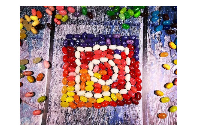 Web Coolness: the new Instagram logo (in jellybeans), Prince cookies, a hilarious commercial about working moms & more.