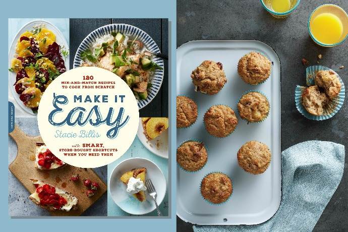 An easy recipe for Hummingbird Muffins from a new cookbook perfect for busy families.