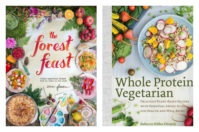 Our favorite vegetarian cookbooks to make plant-based meals easy (and even kid-friendly!)
