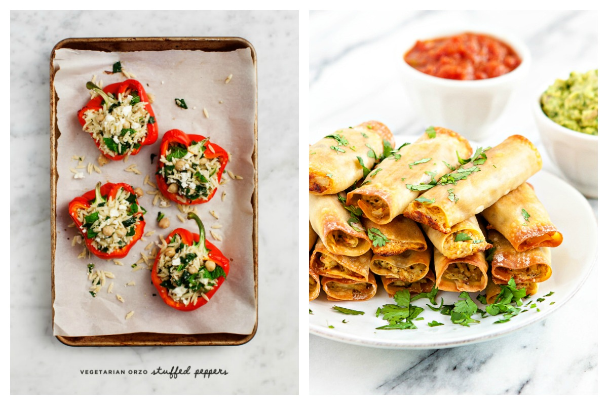 Next week's meal plan: 5 easy recipes for the week ahead, from shortcut taquitos to easy Mongolian Beef.