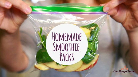 Make-Ahead Smoothie Packs that will up your smoothie game (without any extra work).