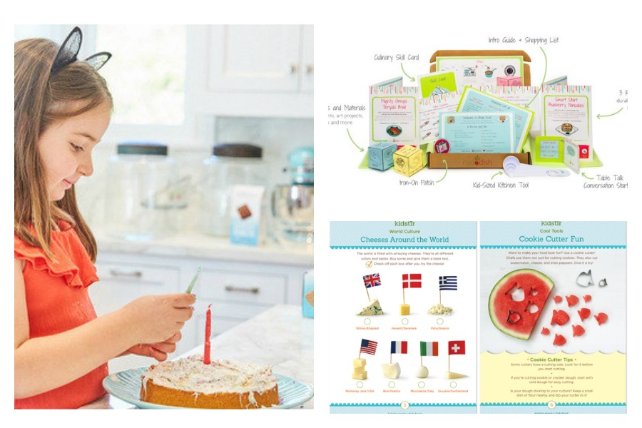 4 of the best subscription cooking kits for kids that make awesome gifts for little chefs.