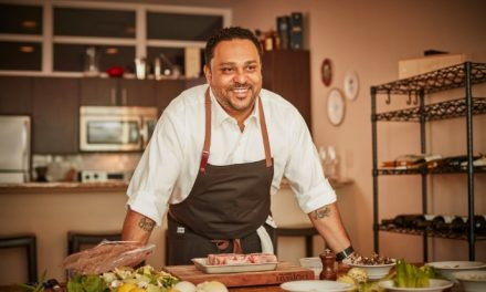 Off the Kids' Menu: Pro tips about kids and food with Chef Kevin Sbraga