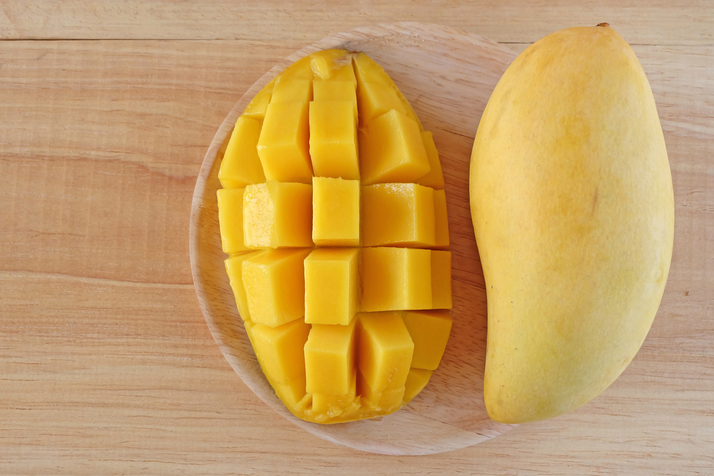 How to cut a mango easily and perfectly, every time.