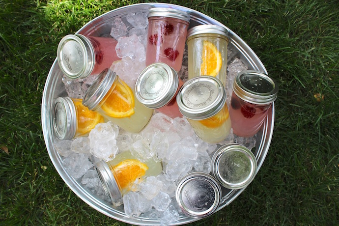 11 brilliant food and drink summer party hacks for easy weekend entertaining.