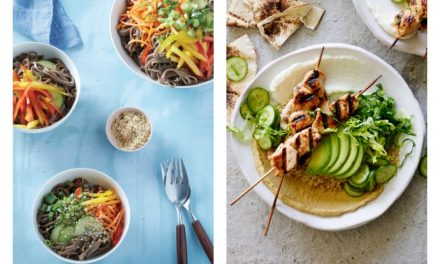Next week's meal plan: 5 easy recipes for the week ahead, from a 15-minute pasta to slow cooker ribs.