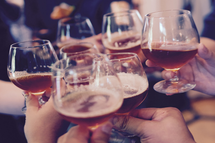 How to host a beer tasting party: Tasting tips, which beers to choose, and what to eat.