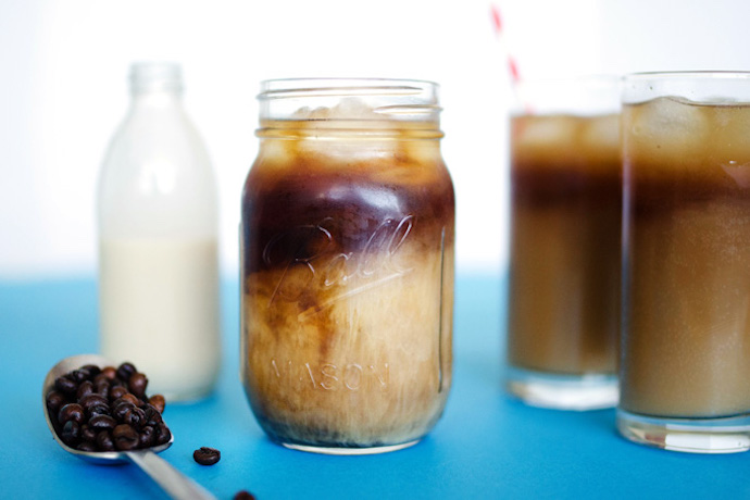 8 unexpected and totally delicious ways to upgrade your iced coffee.