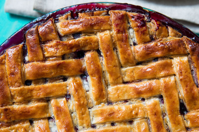 Web Coolness: A herringbone pie crust tutorial, the job post everyone's talking about, NYC's pop-up ice cream museum & more.