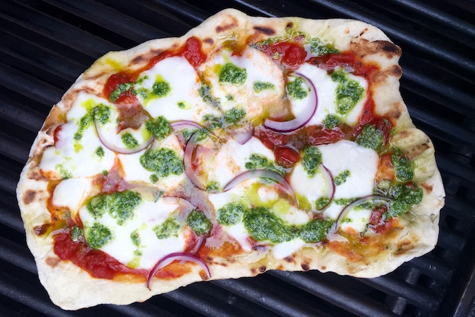 How to grill pizza: My family's new summer obsession.