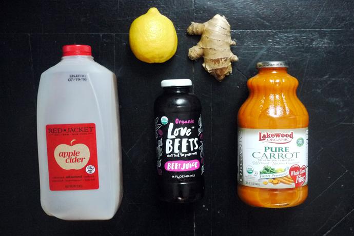 How to save money by making your favorite juice bar drinks at home without a juicer. (Yes, really.)