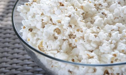 How to make microwave popcorn at home. Quick, easy and no chemicals!
