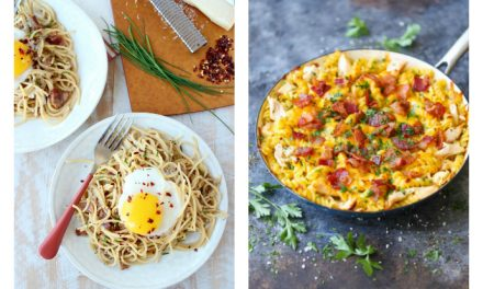 Delicious one pot pasta recipes for when you just can't with the dishes.