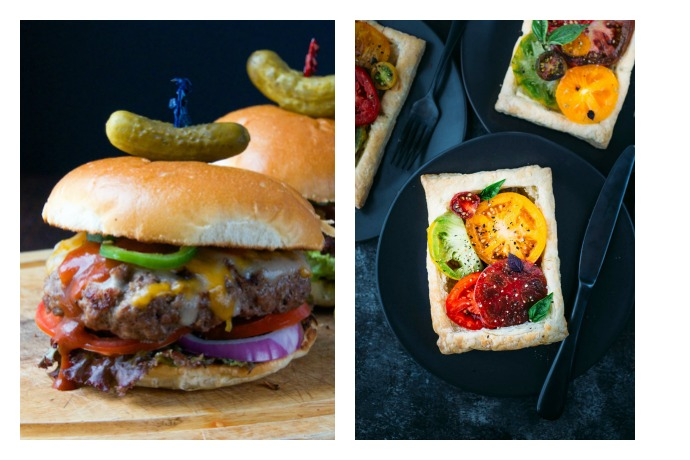 Next week's meal plan: 5 easy recipes for the week ahead, from the perfect Labor Day burger to a 3-minute pasta sauce.