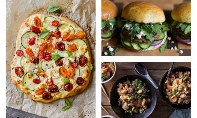 Next week's meal plan: 5 easy recipes for the week ahead, from an easy Mexican Casserole to quick Shrimp Fried Rice.