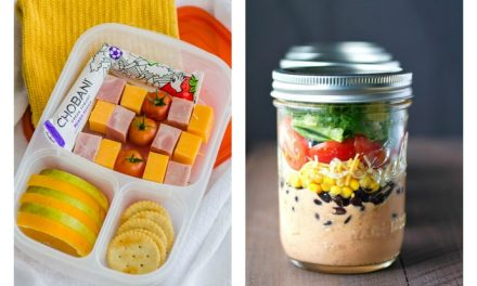 10 high protein school lunch ideas the kids will love | Back to School Lunch Guide 2016