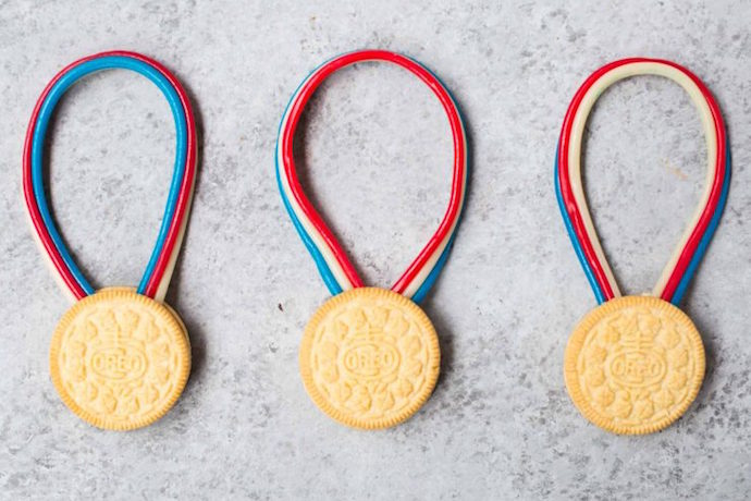 Web Coolness: Olympic medal cookies, maple syrup cartels (what?), and Starbucks flavors you can't get in the U.S.
