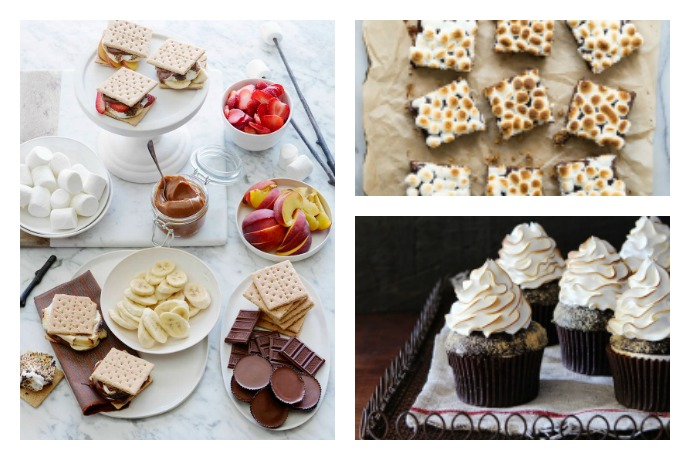 Celebrate National S'mores Day with these party-ready s'mores recipes.