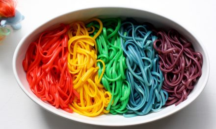 How to make rainbow pasta: It's not just for unicorns!