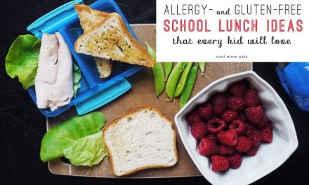 7 gluten-free and allergy-friendly school lunch ideas that every kid will love.