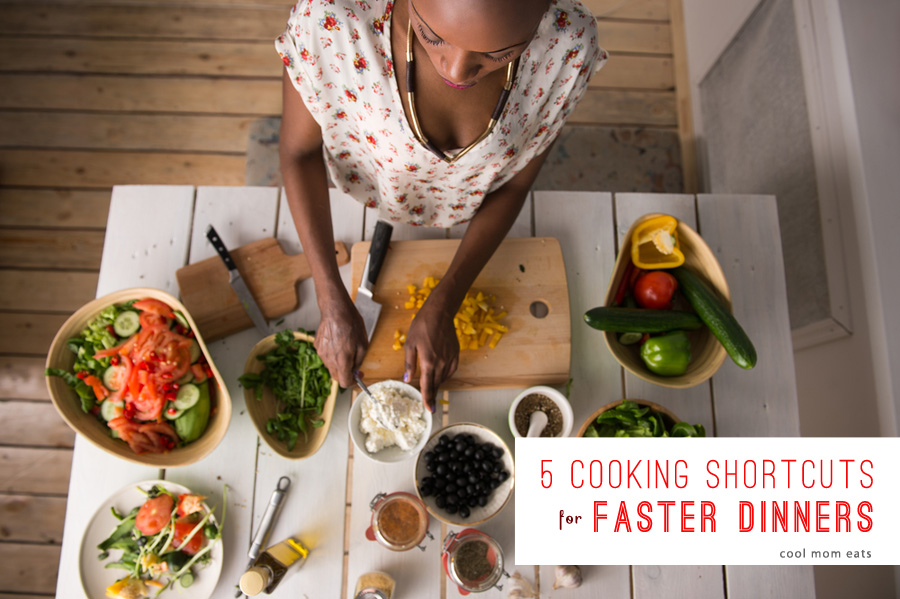 5 brilliant cooking shortcuts everyone should know for speedier weeknight dinners.