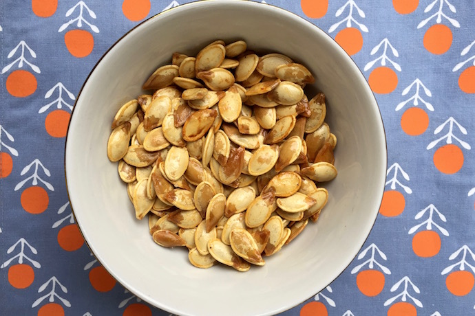 How to roast pumpkin seeds: One simple method, plus four irresistible recipes.