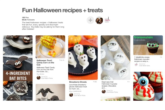 5 spooky cool Halloween treats for kids we featured on the TODAY show. Fun!