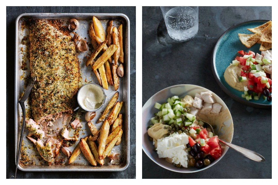 Next week's meal plan: 5 easy recipes for the week ahead, from a skinny slow cooker keeper to your new favorite stir fry.