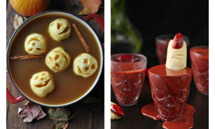 7 Halloween drinks that are the perfect combo of spooky and sweet.