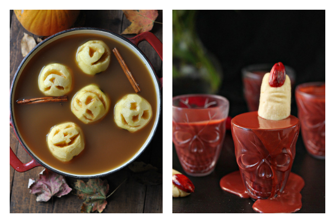 7 Halloween drink recipes that are the perfect combo of spooky and ...