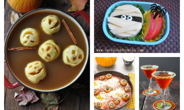 Your last-minute Halloween recipe guide: Over 90 ideas for those of you going as procrastinators this year.