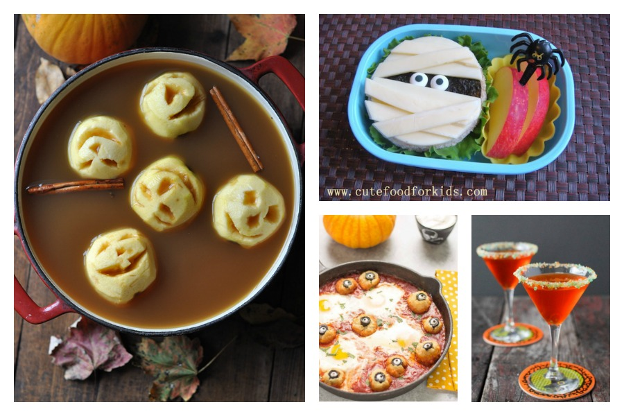 Your last-minute Halloween recipe guide: All the things you can make, even if you're going as a procrastinator this year. Heh. | Cool Mom Eats