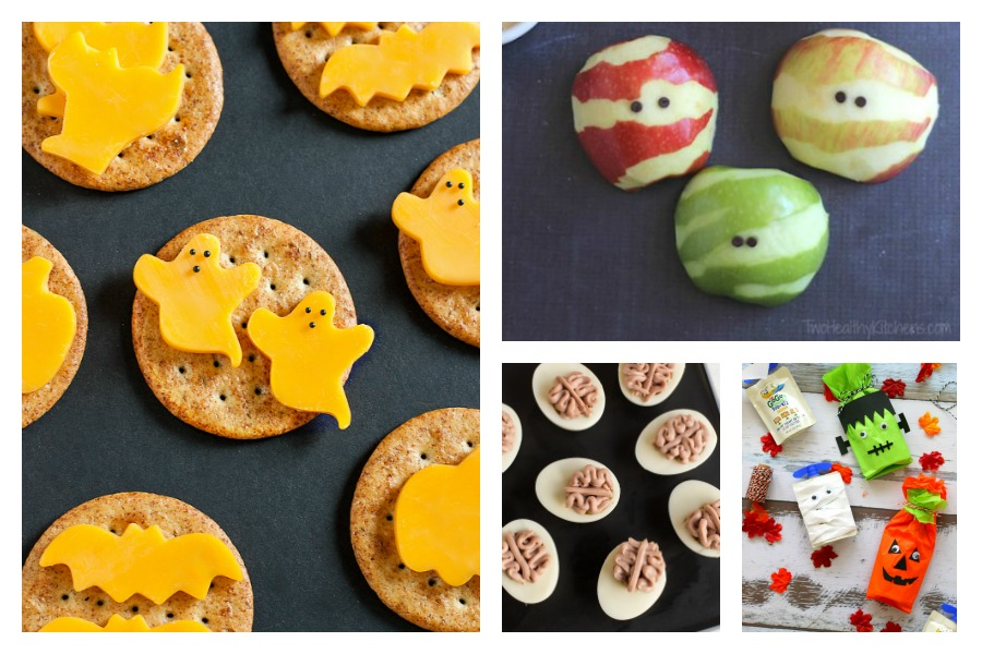 Non-candy Halloween snacks and recipes that still keep Halloween delicious