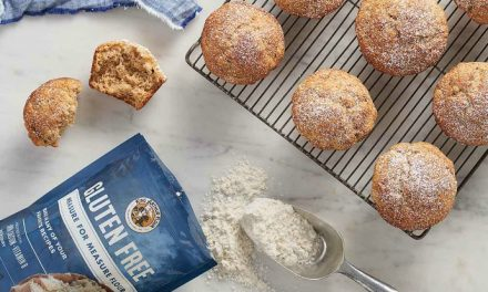Allergy-friendly baking ingredients so that everyone can go nuts on the holiday treats. (Heh!)