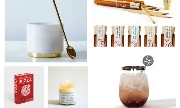 Fabulous hostess gifts for foodie friends under $50 | Cool Mom Eats holiday gift guide 2016