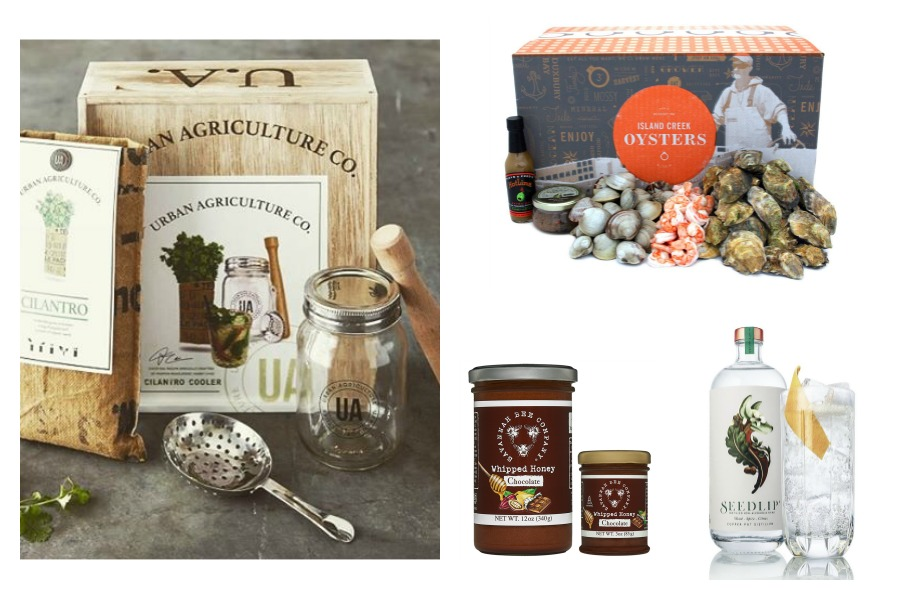 17 creative gourmet food gifts to make even your fussiest friends drool | Cool Mom Eats holiday gift guide 2016