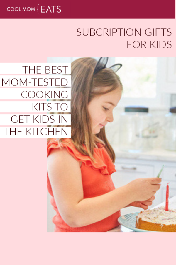 Best subscription cooking gifts for kids to get little chefs in the kitchen | Cool Mom Eats