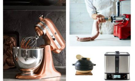 Outrageous gifts for cooks who have (or want) it all | Cool Mom Eats holiday gift guide 2016