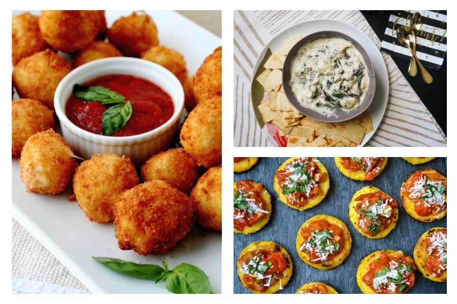 7 delicious, easy holiday appetizers made even easier with a smart store-bought shortcut.