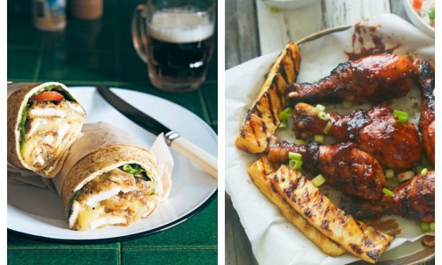Next week's meal plan: 5 easy recipes for the week ahead, from slow cooker vegan chili to decadent grilled cheese and tomato soup.